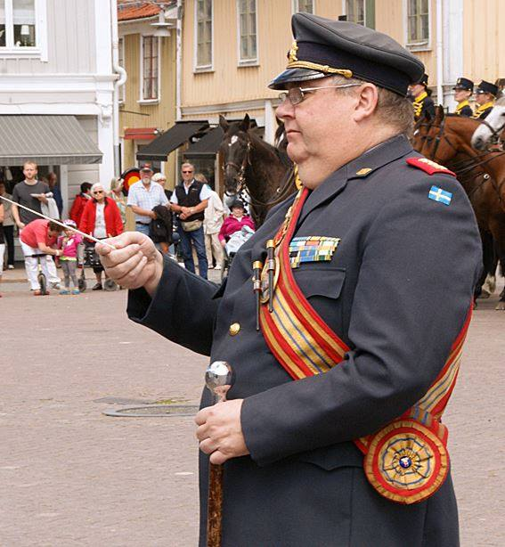 Ingemar Badman i dirigenttagen