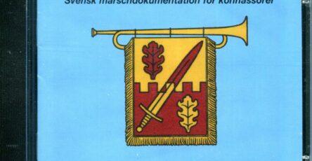 CD-omslag för skiva med HvMk Jönköping-Huskvarna